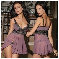 MII Lingerie Dress Babydoll Women Underwear Nightwear Sleepwear G-string