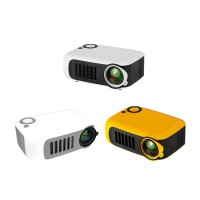 Home and Office Portable Mini LED WIFI Projector High Quality Nice Resolution