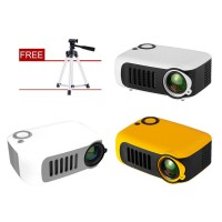 Home and Office UNIC Portable Mini LED WIFI Projector