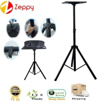 Portable Adjustable Height Projector Mount Holder Tripod Stand