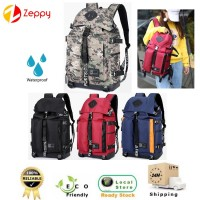55L Fashion Sports Waterproof Sport Outdoor Travel Backpack Laptop Bag