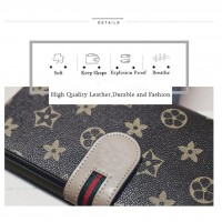 MII  Women Long Wallet Purse Clutch Card Holder Wallet Women Hand Bag