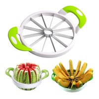 Watermelon Fruit Stainless Steel Slicer Cutter Tool