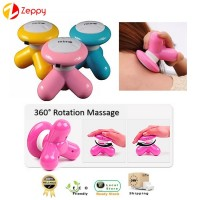 USB Mini Hand Held Battery Electric Vibrating Body Pain Relief Massager Tool