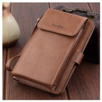 MII Long Wallet Men Mobile Phone