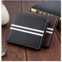 MII Short Striped Men Wallet
