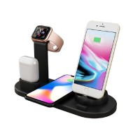 MII Private Mode Three-In-One Wireless Charging
