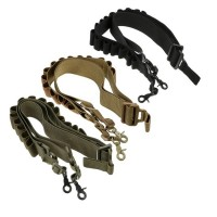 MII 2 Point Sling 15 Shell Holder Belt Military Shell Sling