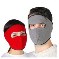 MII Cycling Full Face Mask Neck Wrap Ice Silk Dust