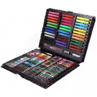 150 Color Children's Brush Painting Set Gift Box