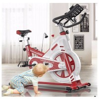 Home Spinning Indoor Exercise Bike 250kg Load Indoor Cycling Bikes Sports Equipment Pedal Bicycle
