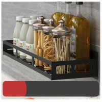 Punch Wall Mounted Kitchen Sauces Storage Rack