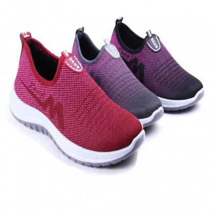 KAPEE Beijing Cloth Shoes Women Spring and Autumn New Breathable Casual Sports Flat Bottom Anti-Slip