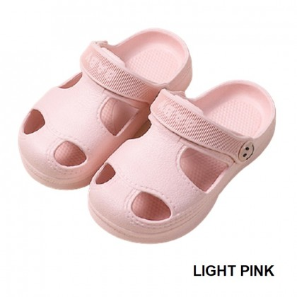 KAPEE Baby Sandals Soft-Soled Non-Slip Breathable Hole Shoes for Infants and Girls Sandals and Slippers