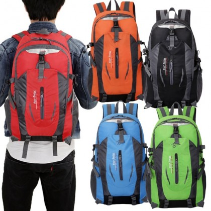 KAPEE 40L Men Women Hiking Backpack Outdoor Traveling Mountaineering Camping Daypack Outdoor Sports Bag